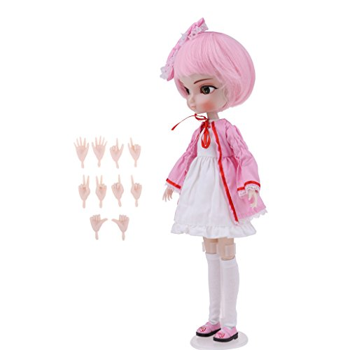Fashion New 1//6 Bjd Male Boy Doll Hood Protective Coverall Set DIY Accessory
