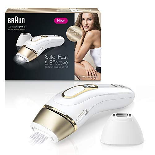Braun Silk Expert Pro 5 Pl5137 Latest Generation Ipl Permanent