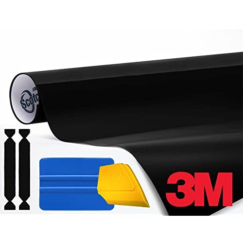 3m 1080 Black Gloss 1ft X 5ft Vinyl Car Wrap With 3m Tool Kit Buy Products Online With Ubuy Mauritius In Affordable Prices B017ksddyy