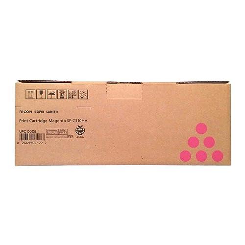 RIC406477 Ricoh SP-C310HA Magenta Toner Cartridge