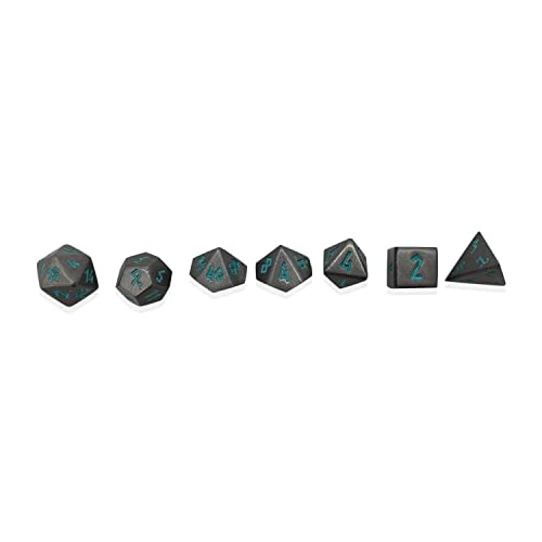 Norse Foundry Set Of 7 Spellbound Mini Metal Polyhedral 10mm Pebble Dice Rpg Math Games Dnd Pathfinder Buy Products Online With Ubuy Mauritius In Affordable Prices B088tt13vz No copyright music by ashamaluevmusic. norse foundry set of 7 spellbound mini