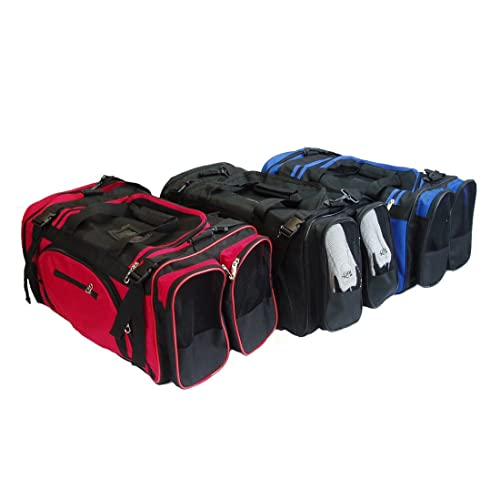 compartment pocket for cell phone or iPod holder Power Sports MMA Drawstring Kit Bag Adult//Child Range of Quality Sports Equipment Bag