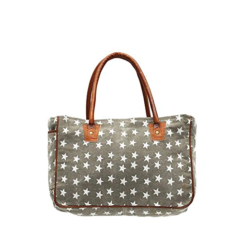 Myra Bags Freedom Stars On Upcycled Canvas Hand Bag S 1048 Buy Products Online With Ubuy Mauritius In Affordable Prices B078rbpwvc Every #bag is truly handcrafted with spirit of vintage, ethnic and bold look. upcycled canvas hand bag s 1048