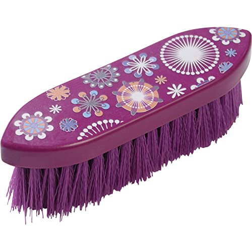 Roma Patterned Miracle Dandy Brush One Size mauve