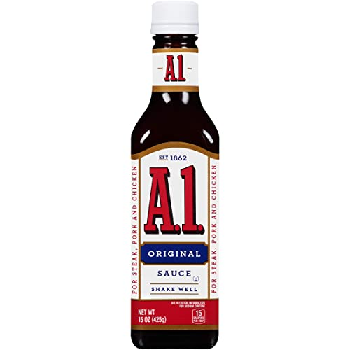 Buy A 1 Original Steak Sauce 15 Oz Bottle Online In Mauritius B00gugxv9u