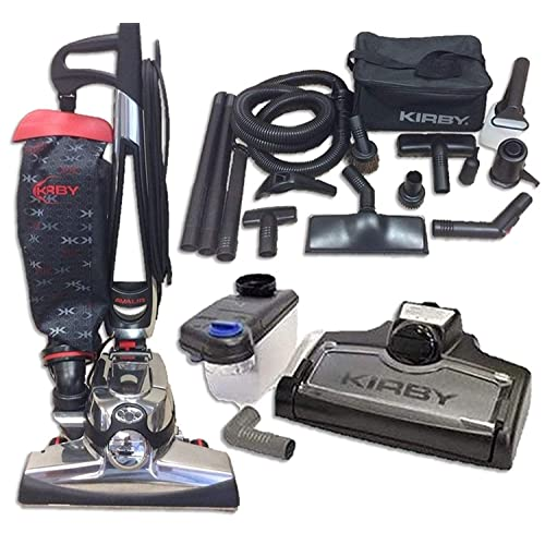 Buy Kirby Avalir Vacuum Cleaner Wshampoo System And Attachment Kit New In Box Online In Mauritius B08193g689