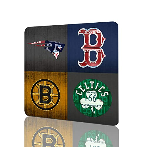 Buy 12x12 Inch Tin Sign Boston Sports Fan Recycled Vintage Massachusetts License Plate Art Patriots Red Sox Bruins Celtics Retro Vintage Metal Tin Sign Wall Plaque Retro Vintage Wall Decoration Online In