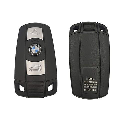 2008-2009 Toyota FJ Cruiser HYQ1512V, 89070-60090 BINOWEN The Best For Keyless Entry Remote Shell Case fits 1998-2007 Toyota Land Cruiser