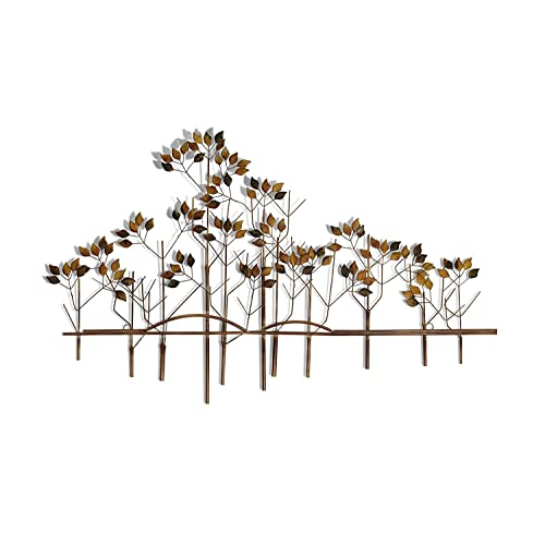 Buy Tree Of Life Metal Wall Sculpture 39 Inches Wide X 24 Inches High Metal Wall Art Online In Mauritius B01mxi76hp