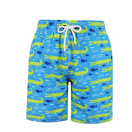 MILANKERR Big Boys Swim Trunks Size 6-20